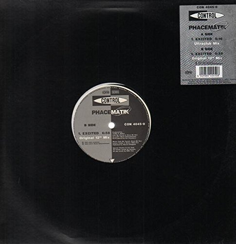 "Bild 1: Phacematik, Excited (Ultraclub/Orig. 12"" Mixes, 1993)"