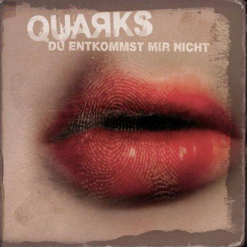 Bild 1: Quarks, Du entkommst mir nicht (2004, digi)