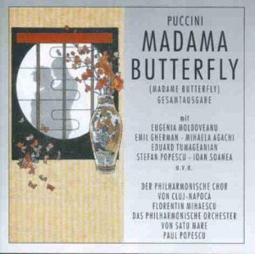 Bild 1: Puccini, Madama Butterfly (Cantus Classics) Eugenia Moldoveanu, Emil Gherman.., Philharmonische Orch. von Satu Mare/Popescu