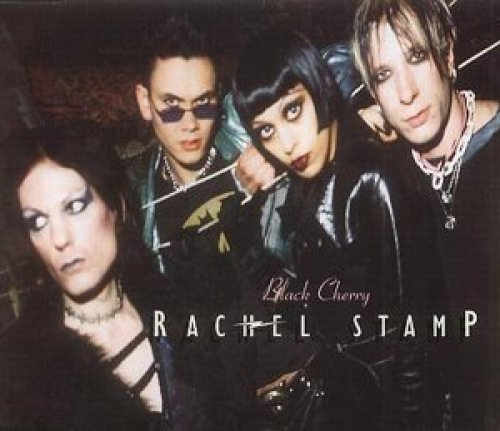 Bild 1: Rachel Stamp, Black cherry (2002)