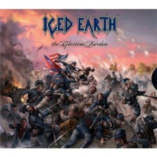 Bild 1: Iced Earth, Glorious burden (2004)