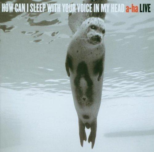 Bild 1: A-ha, How can I sleep with your voice in my head (live, 2003)