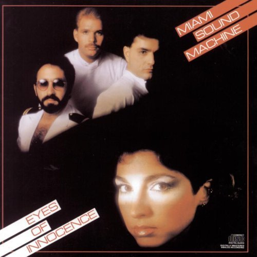 Bild 1: Miami Sound Machine, Eyes of innocence (1984, US)