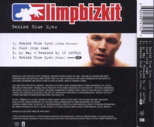 Bild 2: Limp Bizkit, Behind blue eyes (2003)