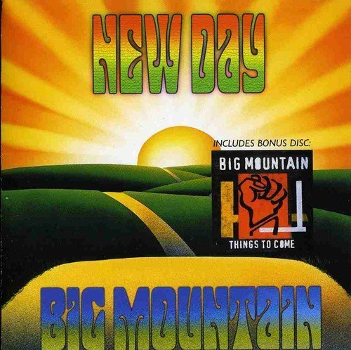 Bild 1: Big Mountain, New day/Things to come (2003)