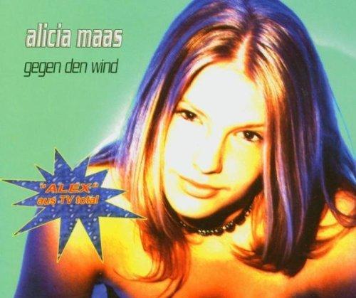 Bild 1: Alicia Maas, Gegen den Wind (2004)
