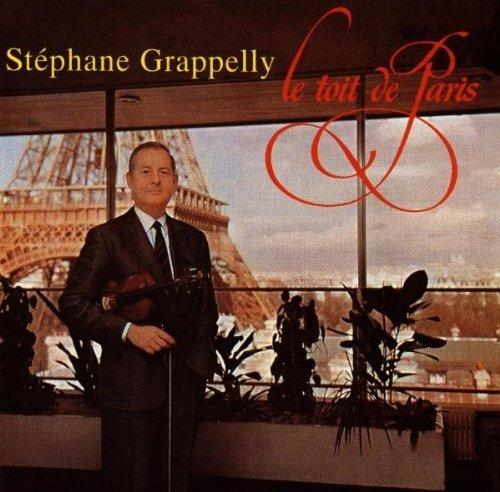 Bild 1: Stephane Grappelli, Le toit de Paris (Paris, Jan. 28th, 1969; 13 tracks)