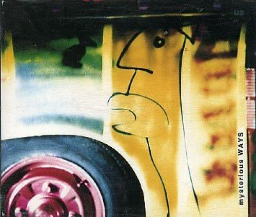 Bild 1: U2, Mysterious ways (5 versions, 1991, #664930)