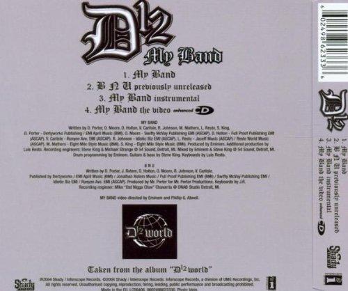 Bild 2: D-12, My band (2004)