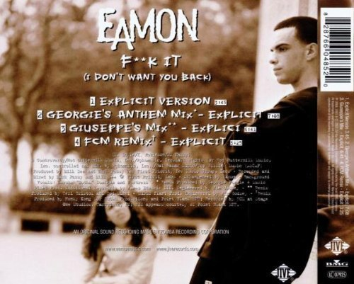 Bild 2: Eamon, F**k it.. (2004)