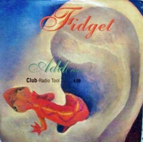Bild 1: Fidget, Add (nun; 2003; 2 tracks, cardsleeve)