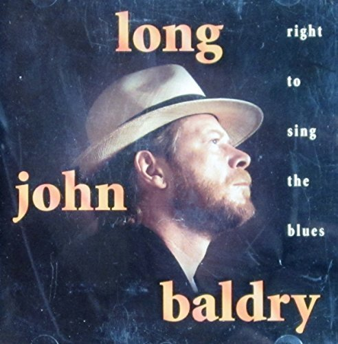 Bild 1: Long John Baldry, Right to sing the blues (1997, incl. interview)