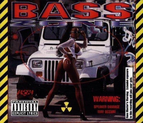 Bild 1: Bass Zone (US, 1994), Jenko, Bottoms Zup feat. Heavy Roc, Johnette LaChelle, Tnism..