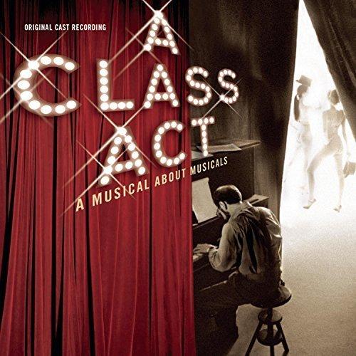 Bild 2: A Class Act, Original cast recording (by Edward Kleban)