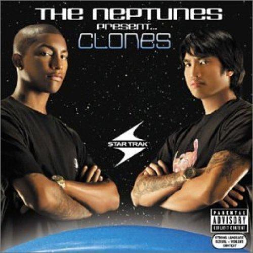 Bild 1: Neptunes, Present clones (v.a., 2003, CD/DVD)
