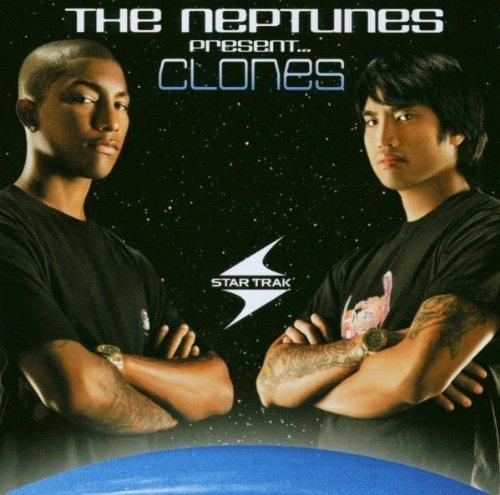 Bild 2: Neptunes, Present clones (v.a., 2003, CD/DVD)
