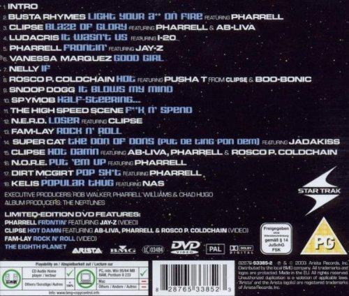 Bild 3: Neptunes, Present clones (v.a., 2003, CD/DVD)