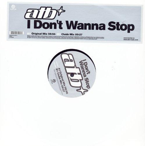Bild 1: ATB, I don't wanna stop (Orig./Clubb, 2003)