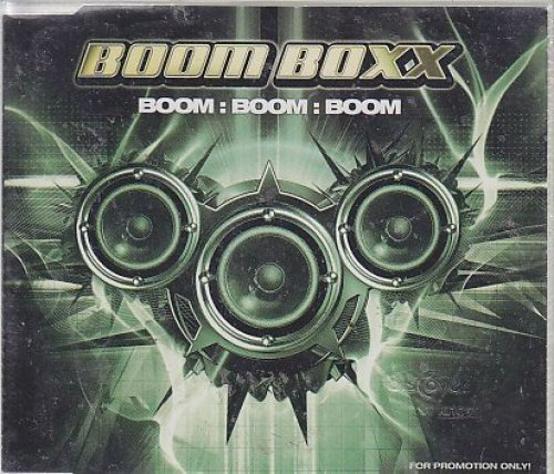 Bild 1: Boom Boxx, Boom:boom:boom (House of Wax & Plastique Club/Potatoheads Remixes, 2003)