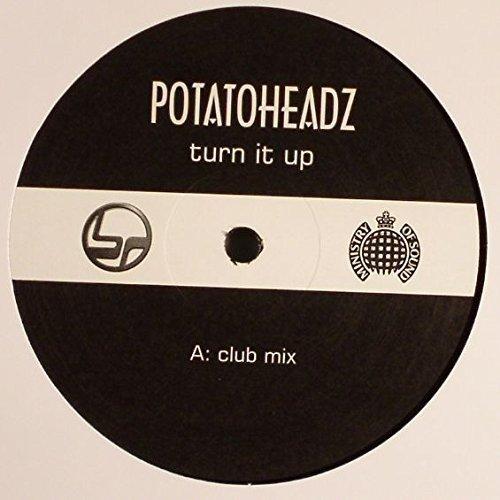 Bild 1: Potatoheadz, Turn it up (Club/Bass, 2004)