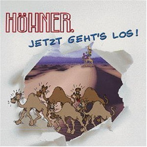 Bild 1: Höhner, Jetzt geht's los! (1998)