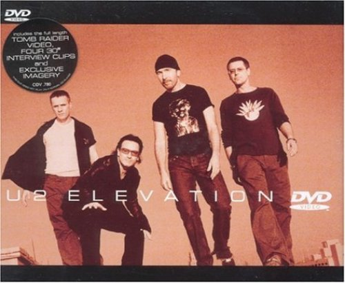 Bild 1: U2, Elevation (2001, DVD-Single)