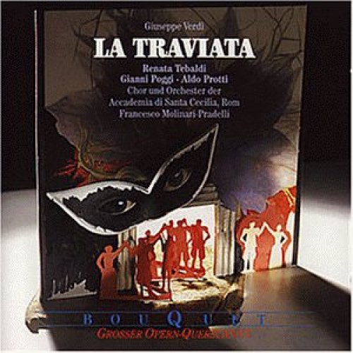 Bild 1: Verdi, La Traviata-Querschnitt (Renata Tebaldi, Gianni Poggi, Aldo Protti..)