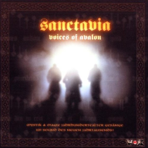 Bild 1: Sanctavia, Voices of avalon (2002)