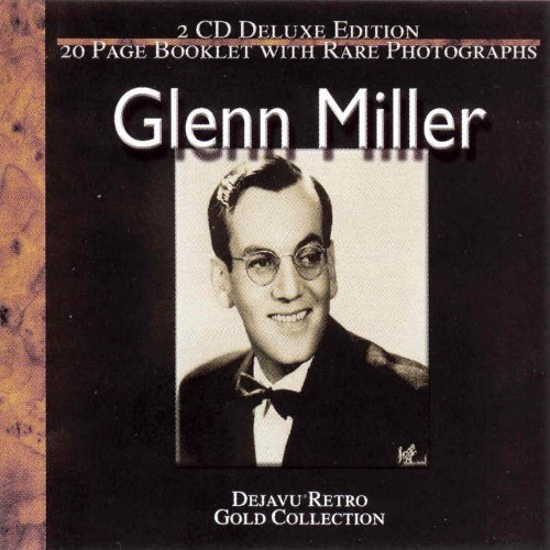 Bild 1: Glenn Miller, Gold cellection (40 tracks)