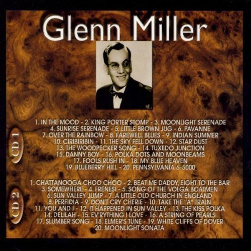 Bild 2: Glenn Miller, Gold cellection (40 tracks)