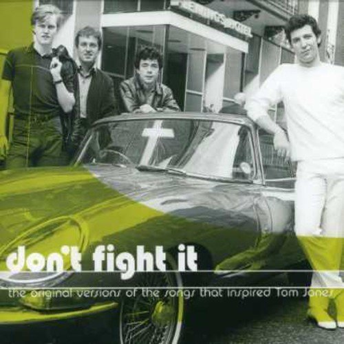 Bild 1: Tom Jones, Don't fight it-The original versions of the songs that inspired Tom Jones (Brook Benton, Bobby Bare, Ben E. King..)