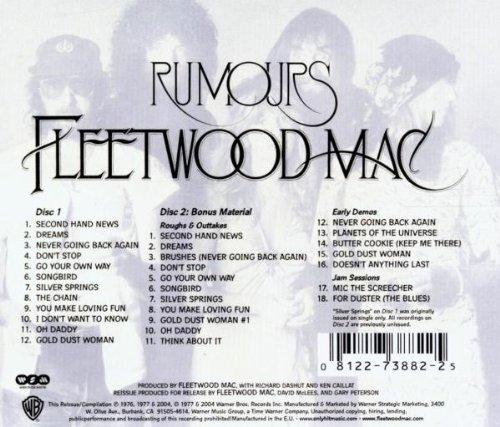 Bild 2: Fleetwood Mac, Rumours (1977/2004)