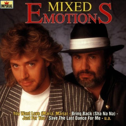 Bild 2: Mixed Emotions, Same (compilation, 12 tracks, Electrola)