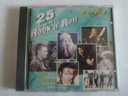 Bild 1: 25 Years of Rock 'n' Roll 2 (1981), Soft Cell, Duran Duran, Altered Images, Adam Ant, Kim Wilde..