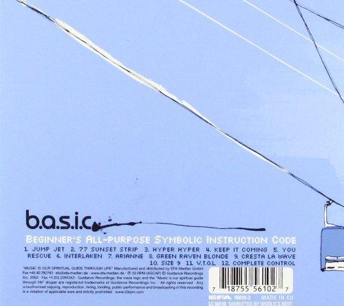 Bild 2: Alpinestars, B.a.s.i.c. (2000)