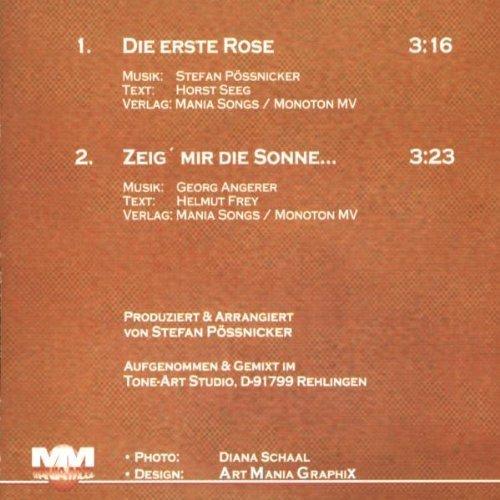 Bild 2: Kathrin Raab, Die erste Rose (1998; 2 tracks)