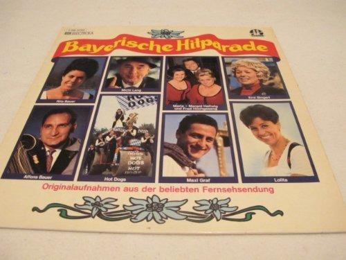 Bild 1: Bayerische Hitparade, Rita Bauer, Michl Lang, Alfons Bauer, Hot Dogs, Maxl Graf..