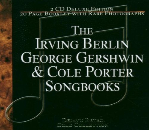 Bild 1: Irving Berlin, Gold collection-40 classic performances (& George Gershwin, Cole Porter)