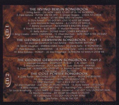 Bild 2: Irving Berlin, Gold collection-40 classic performances (& George Gershwin, Cole Porter)