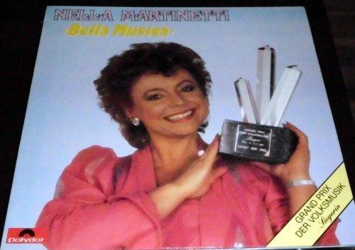 Bild 1: Nella Martinetti, Bella musica (1986)