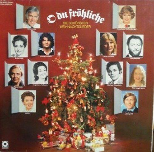Bild 1: O du Fröhliche-Die schönsten Weihnachtslieder, Jean-Claude Borelly, Costa Cordalis, Roy Etzel, René Kollo..