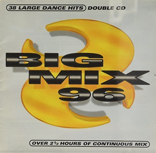 Bild 1: Big Mix 96, Reel 2 Real, Mark Morrison, Klubbheads, S'Express, Robert Miles, Peter André..