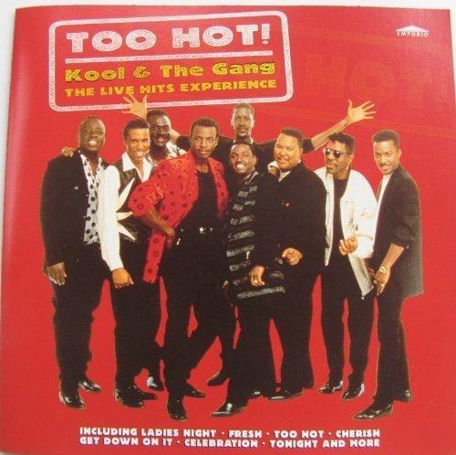Bild 1: Kool & the Gang, Too hot!-The live hits experience (13 tracks)