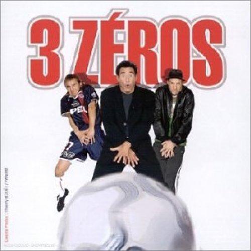 Bild 1: 3 Zéros (2002), Stomy Bugsy, Antilop Sa, Orishas, Panico..