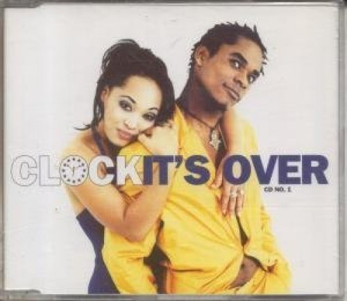 Bild 1: Clock, It's over (1997, CD1)