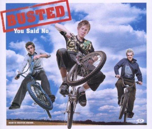 Bild 1: Busted, You said no (2003, #779202)
