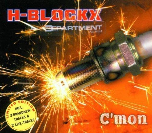 Bild 1: H-Blockx, C'mon (2001, digi, ltd. edition)