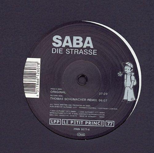 Bild 1: Saba, Die Strasse (2000)