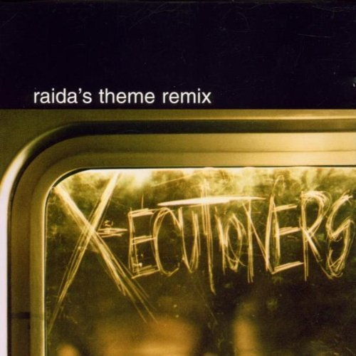 Bild 1: X-ecutioners, Radia's theme-Remix (incl. 4 versions, 1998)