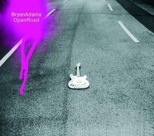 Bild 1: Bryan Adams, Open road (2004)